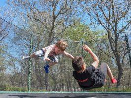 trampolin-til-nedgravning
